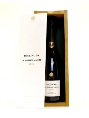 Champagne Brut Grande Annee Bollinger