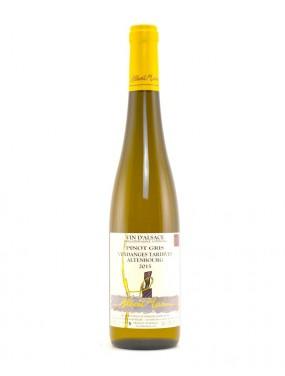 Alsace Pinot Gris Altenbourg Vendanges Tardives 2015 Albert Mann