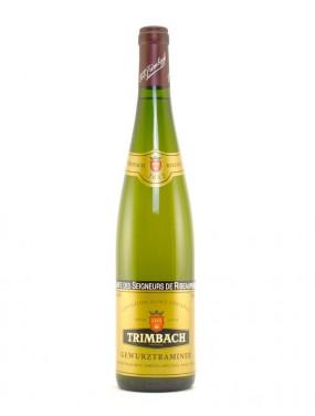Alsace Gewurztraminer Cuvee des Seigneurs de Ribeaupierre 2012 Trimbach