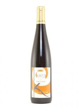 Alsace Pinot Noir Cuvee Katz 2017 Klur