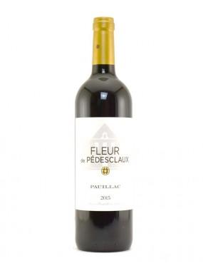 Pauillac Fleur de Pedesclaux 2016 Second Vin du Chateau Pedesclaux