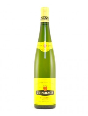 Alsace Riesling Reserve 2017 Trimbach