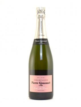 Champagne Brut Rosé de Blanc Gimonnet