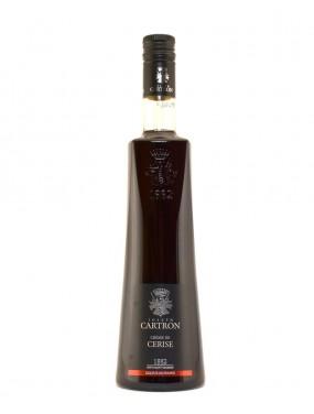 Crème Cerise de Bourgogne Cartron