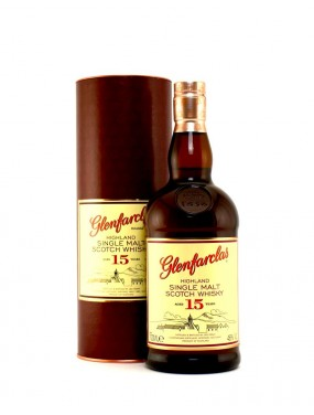 Glenfarclas 15 ans Highland