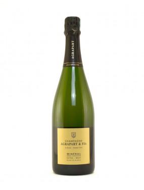 Champagne Brut Minéral Agrapart