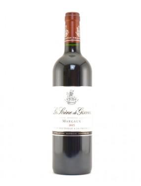Margaux Second Vin Sirene de Giscours 2018 Château Giscours