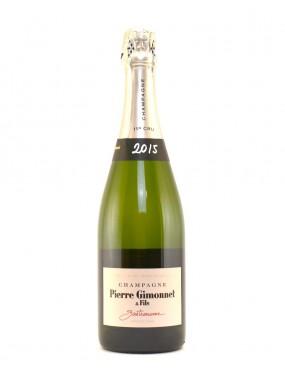 Champagne Brut Gastronome Blanc de Blancs 2015 Gimonnet
