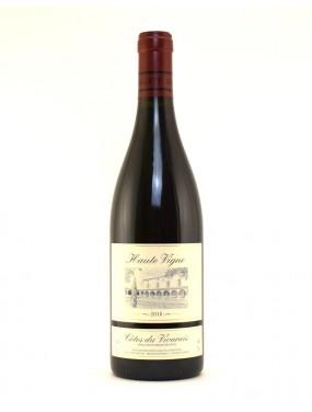 Côtes du Vivarais Haute Vigne 2018 Gallety