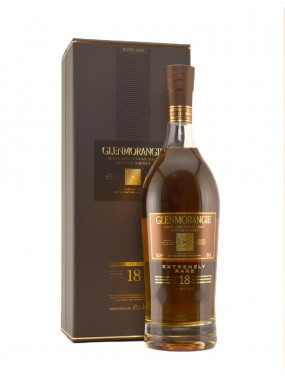 Whisky 18 ans Glenmorangie...