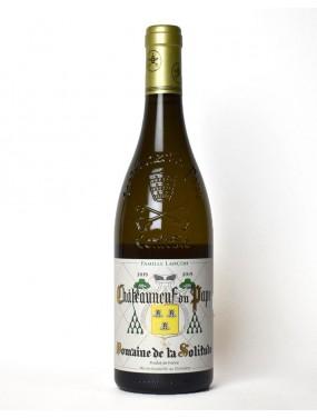 Châteauneuf du Pape Blanc 2019 Domaine de La Solitude